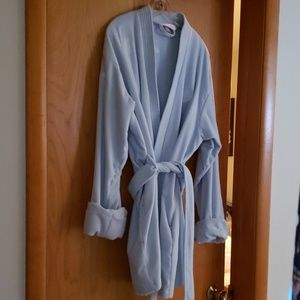 VS Plush robe NWOT